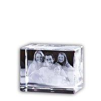 3D Glasfoto