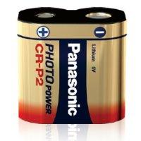 1 Panasonic Photo CR-P2P Lithium